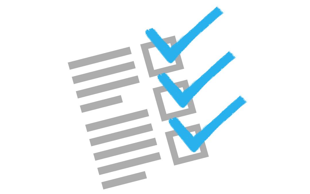 Building an Effective Inspection Checklist